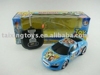TOY STORY 3 MINI 4CH R/ C CAR