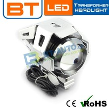Strobe Light/Spot Light 6000K 12V LED U5 Motorcycle Headlight U5 Transformers LED