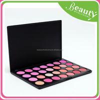 H0T049 natural blush palette multi color