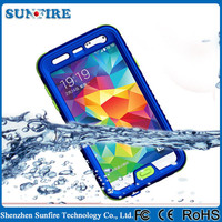 Waterproof case for samsung galaxy grand duos, fashion phone pvc waterproof case