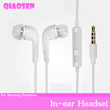 HOT New products for 2014 studio ear phone with microphone and volume control for iphone/htc
