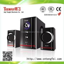 TechFly-SR-530 Speaker subwoofer active multimedia player