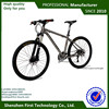 No Foldable Titanium Material super light bike frame With Other Consumer Electronics