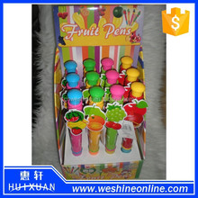 Large fruit shape ball pen
