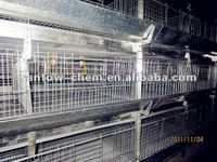 hot-sale autimatic vertical lage-scale animal cages for layers and broilers