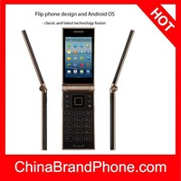 Original Low Price Otium GSM Android Flip Phone with Keyboard,Dual SIM, GSM Network