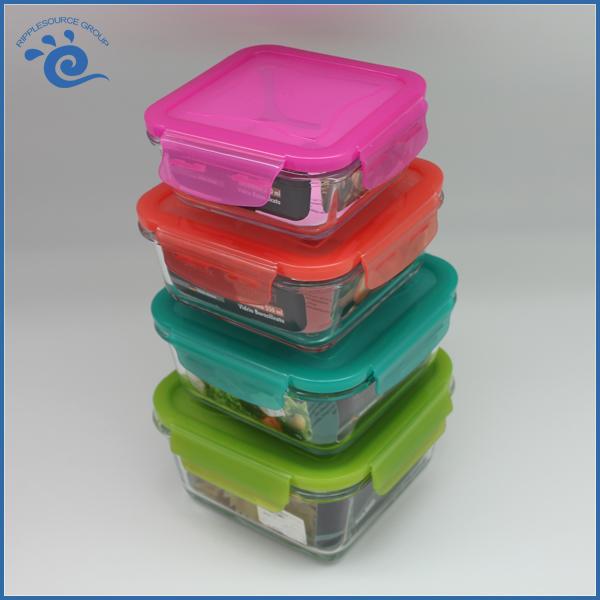 couleur micro ondes pyrex verre bo te lunch bo tes caisses de rangement id de produit. Black Bedroom Furniture Sets. Home Design Ideas