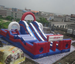 Custom Giant Inflatable Playground Inflatable Kids Playground