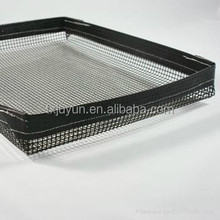 PTFE Non-stick Grill Basket for Cooking Crisp Chips