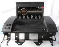Touch screen car dvd player car dvd for Mazda 6 Old car dvd gps navigation with bluetooth+built-in gps