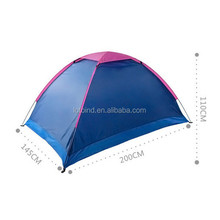 camping tent 2 persons, pink camping tent, camping bed tent