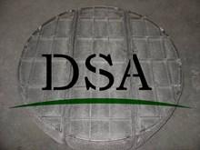 Removing Scrubber Demister Pad Assemblies