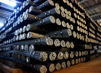 hot rolled round bar galvanized steel ribbed bar weight of deformed steel rebar