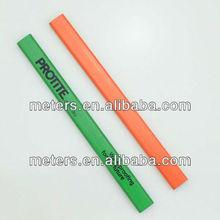 "7"" Octagonal color lápiz madera EN71"