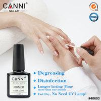#40603W CANNI nails supplies nail polish base gel primer for uv printing