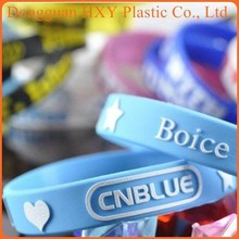 Classic style custom silicone bracelets for arthritis