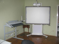 Interactive whiteboard for digital classroom with OEM or SKD service infrared interactive whiteboard