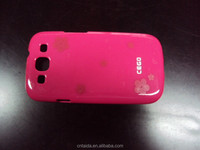 Great manufacturer of Plastic injection molded colors mobiphone case