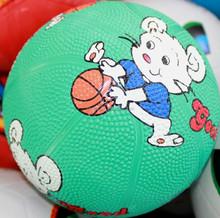 5 inches diameter mini customized basketball