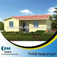 prefab living home manufacturer