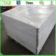 Pvc foam sheet / Forex sheet / Plastic sheet