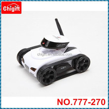 Newest mini FPV car wifi control car 777-270 rc tank with camera by iphone controll