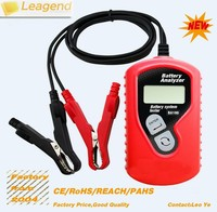 Low Price Automotive Battery Analyzer Battery Tester Checker 12V Car Tester Ba100