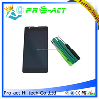 LCD Screen Display + Digitizer Touch For Sony Xperia ZR M36H C5502 C5503 black