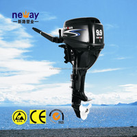 High quality 9.9hp 4-stroke outboard