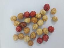 coated peanut kernel mixed color new crop