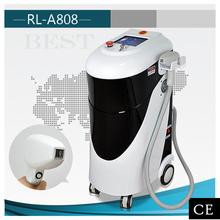 2015 nouveau design 808nm diode laser machine de suppression de cheveux / épilation vitesse 808