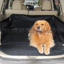 UNIVERSAL CAR TRUNK COVER LINER MAT WATERPROOF FOR DOG PET ESTATE BOOT PROTECTOR