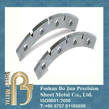 OEM fabricación de hojas de metal Partes personalizadas de metal de alta precisión