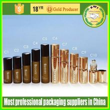 plastic roll on perfume samples packaging wholesale from china