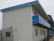 Prefabricated mobile container houseing