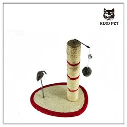 Pet toy Sisal Cat Tree toy Cat Scratching Post