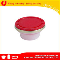 42 mm Supply high quality and low price all kind of plastic seal cap and bottle cap