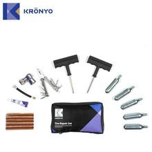 KRONYO first tire repair kit bike repair motorcycle tire tool
