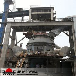 vertical coal mill in cement plant