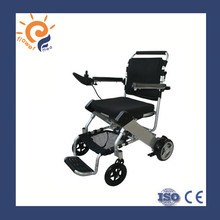 Aluminum electrical wheelchair for handicapped