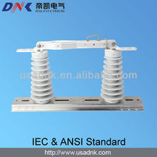 High Voltage Outdoor Electrical Isolator Double Pole