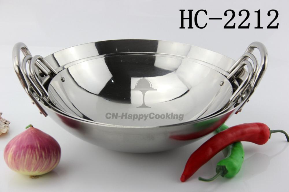 Новый Дизайн Из Нержавеющей Стали горшок сковорода Бэлць Блюдо