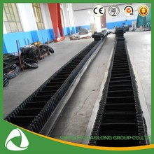 conveyor belt for corrugated paper making mill