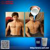 FDA silicone rubber of silicone man dolls for women