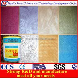 Interior wall paint, indoor wall coating