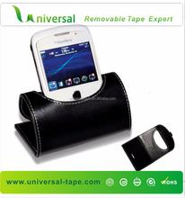 Promotional Folding leather mobile phone holder