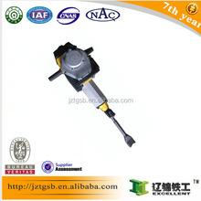 tiegong brands railway construct tamping machine