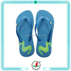 hot selling rubber/pe/eva foam flip flop