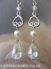 Sandra Chandelier Earrings