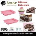 français style silicone ustensiles de cuisson gâteau au chocolat moule en silicone moule de cuisson